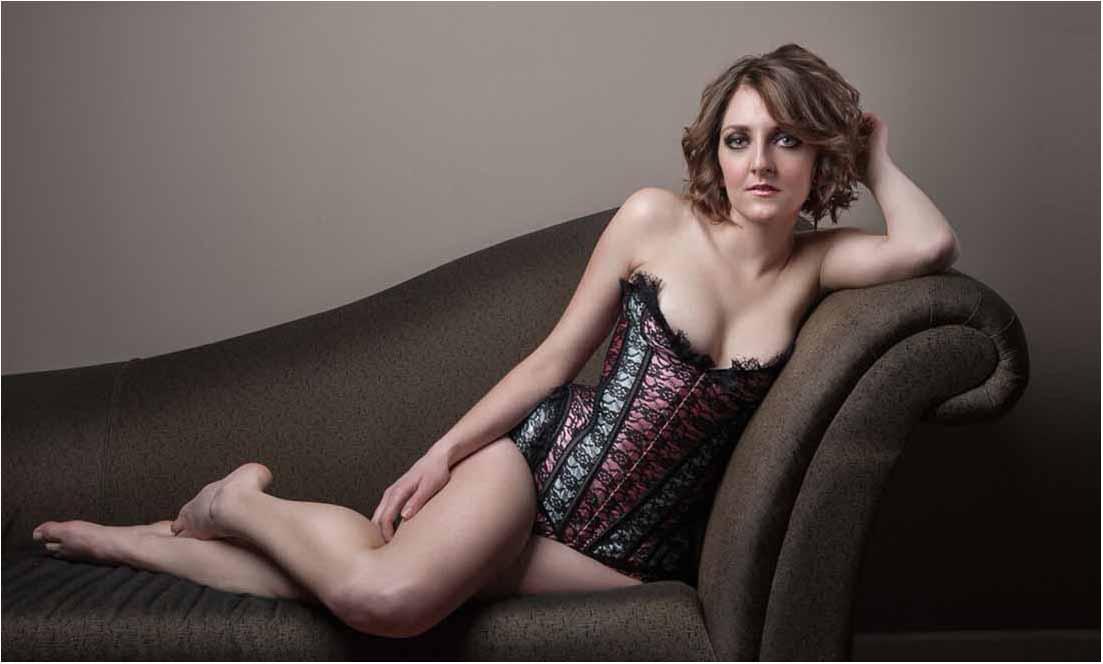 Billeder af boudoir fotograf