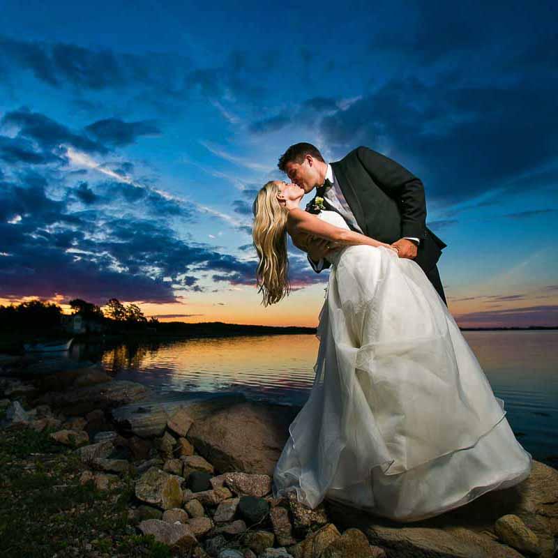 Bryllupsbilleder! Når vi er fotograf til bryllup