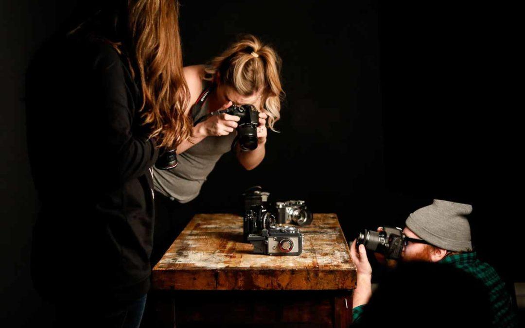 Ansøgning som fotograf elev