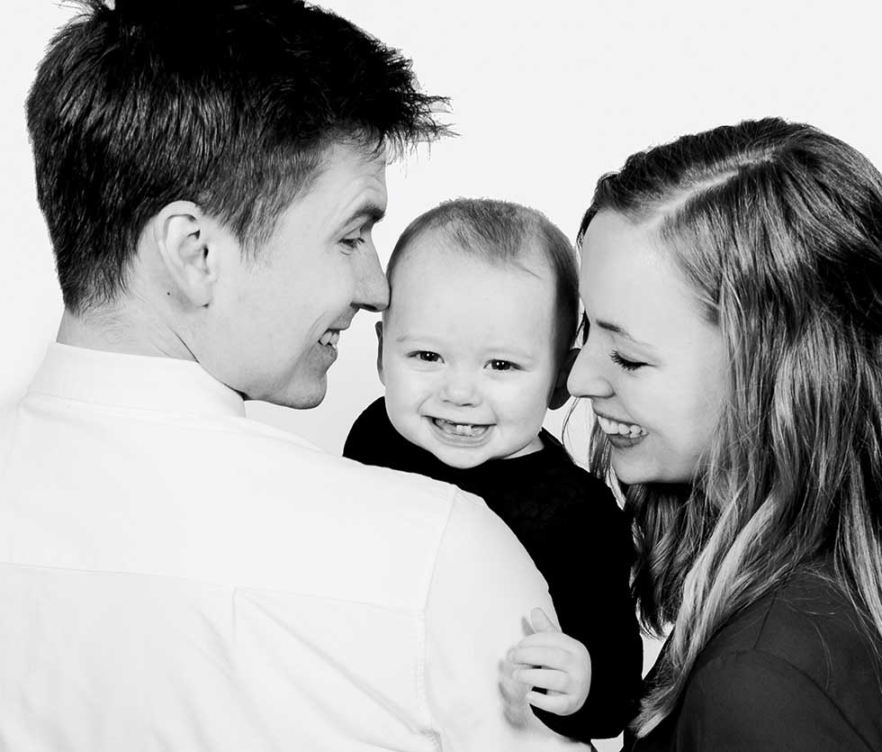 Familieportræt Kolding